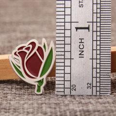 Rose Custom Pins
