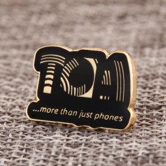 TOA custom pins