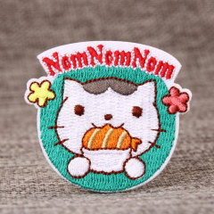 Baby Cat Custom Made Patches