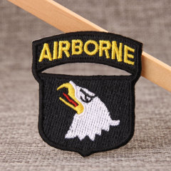 Airborne Custom Made Patches