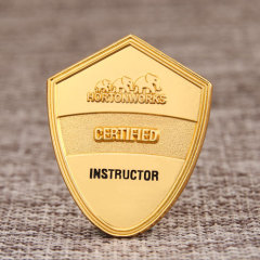 Shield Custom Pins