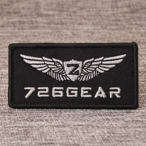 Eagle Wings Custom Made Patches