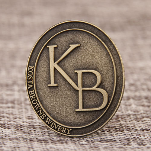 KB Custom lapel pins