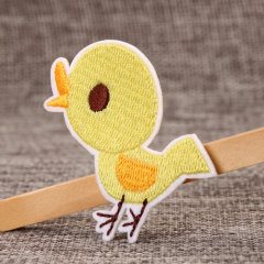 Yellow Duck Custom Made Patches