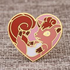 Heart Lapel Pins