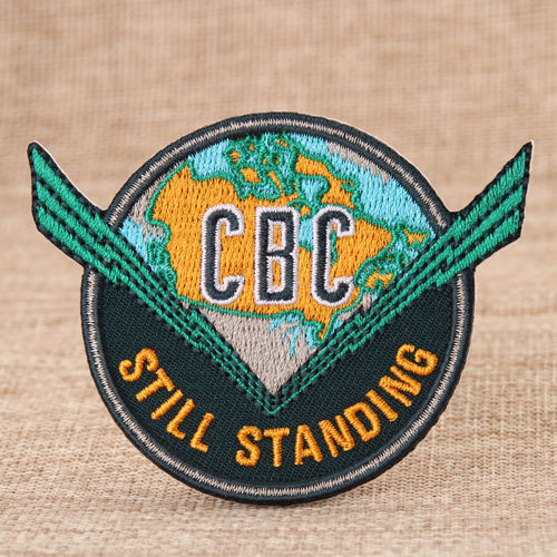 CBC Custom Made Patches