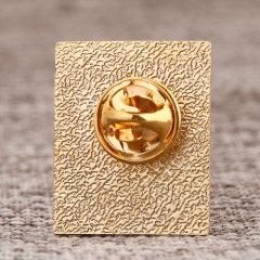 AHIMA custom enamel pin
