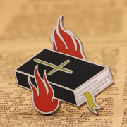 Bible Lapel Pins