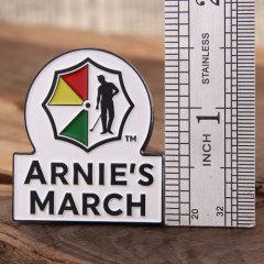 Fundraising custom pins