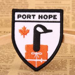 Port Hope Custom Patches