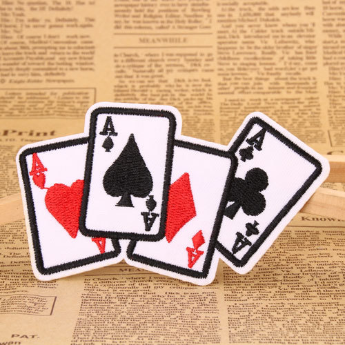 Poker Custom Patches Online