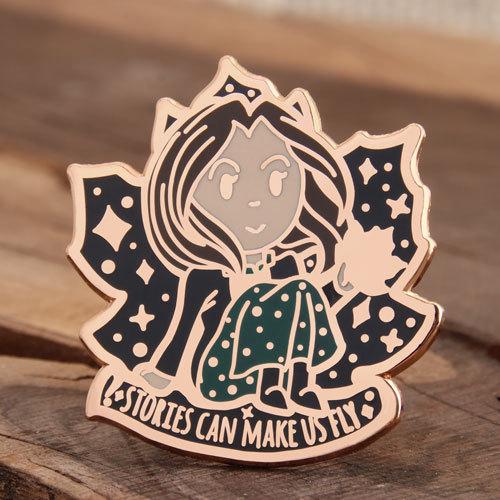 Fairy Lapel Pins