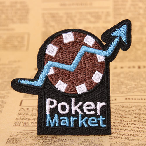 Poker Market Custom Patches