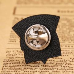 Voyageurs custom pins
