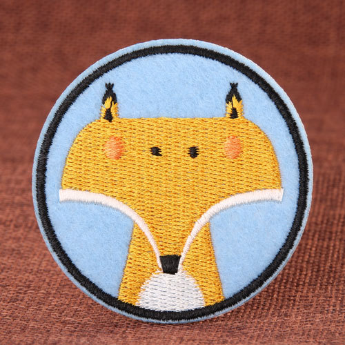 Funny Animal Custom Patches