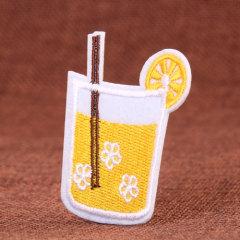 Lemon Juice Custom Made Patches