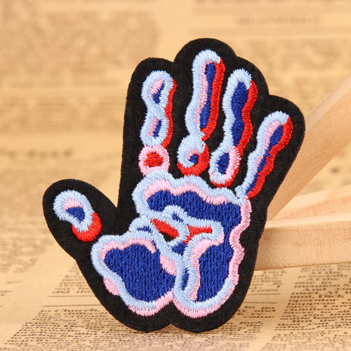 Hand Embroidered Patches