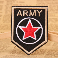 ARMY Embroidered Patches