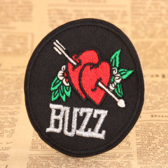 Buzz Custom Made Patches