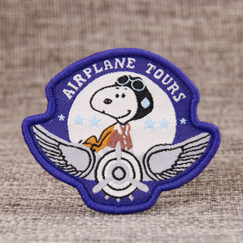 Airplane Tours Cheap Patches