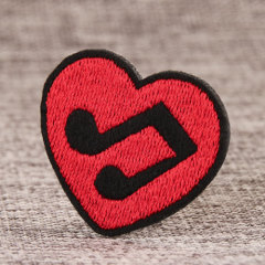 Love Song Custom Patches