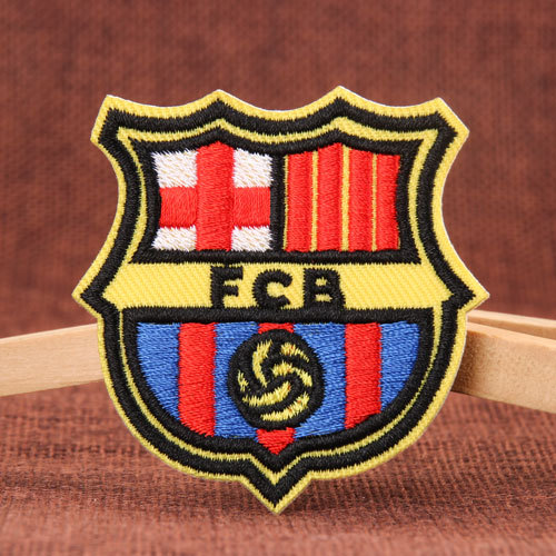 FCB Embroidered Patches
