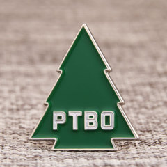 PTBO custom lapel pins
