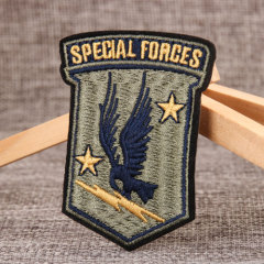 Special Forces Custom Patches