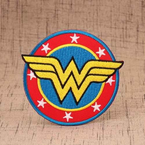 Golden Wings Custom Patches