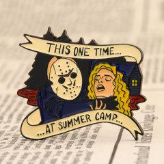Summer camp cheap pins