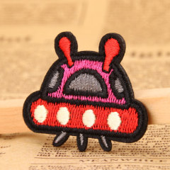Mini Car Embroidered Patches