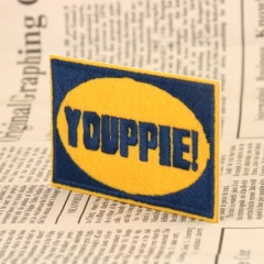 Youppie Custom Made Patches