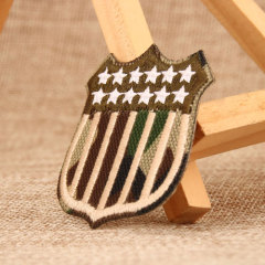 Military Badge Custom Patches