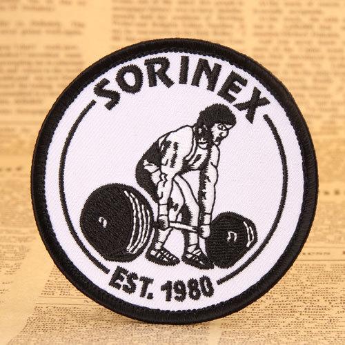 Sorinex Custom Patches