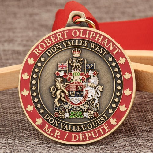 Canada Personalized Medals