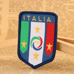 Italia Custom Patches