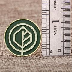 Forest Park Bank Custom Pins