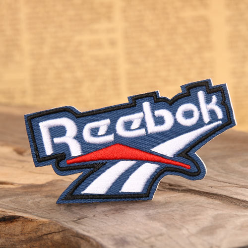 Reebok Custom Patches