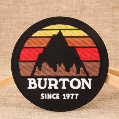 Burton Custom Made Patches