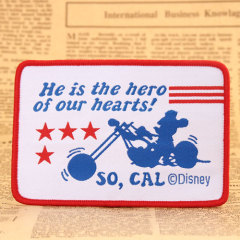 Disney Custom Patches