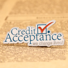 Credit Acceptance Custom Pins