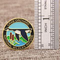 Wildlife Refuge Custom Pins