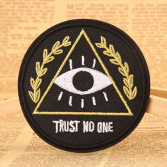 Trust No One  Cheap Patches