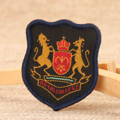 Royal College Custom Patches