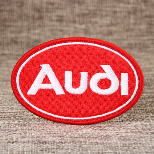 Audi Custom Made Patches