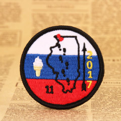 2017 Custom Made Patches