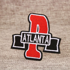ATLANTA Embroidered Patches
