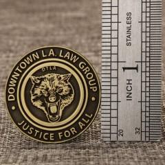 DTLA Custom Lapel Pins