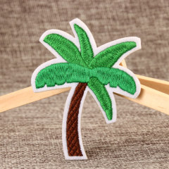 Coconut Tree Cheap Patches
