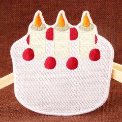 Cake Custom Patches